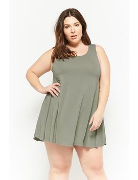 Plus Size Swing Tunic Dress by Forever 21