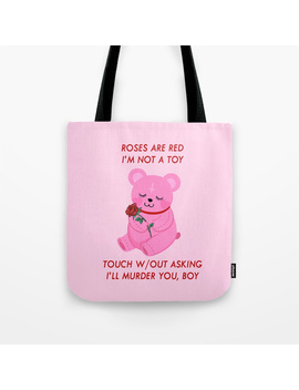 Tote Bag by Awfully Adorable