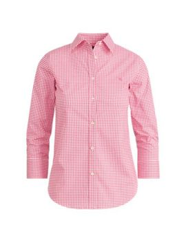 No Iron Button Down Shirt by Ralph Lauren