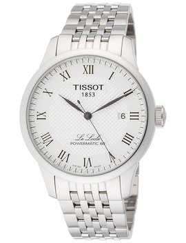 Tissot Powermatic 80 Silver Dial Stainless Steel Men's Watch T0064071103300 by Tissot