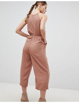 Ax Paris High Neck Jumpsuit by Jumpsuit