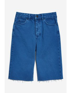 **Denim Board Shorts By Boutique by Topshop