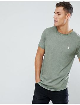 Le Breve Longline Raw Edge T Shirt by T Shirt