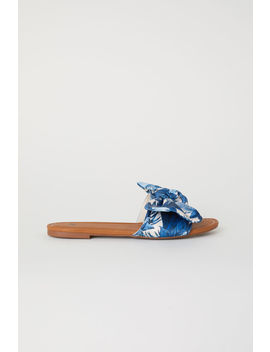 Sandals With Bow by H&M