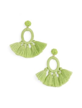 Abacos Tassel Earrings by Baublebar