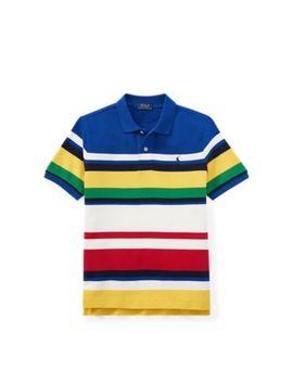Cp 93 Cotton Mesh Polo Shirt by Ralph Lauren
