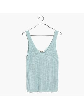 Monterey Sweater Tank by Madewell
