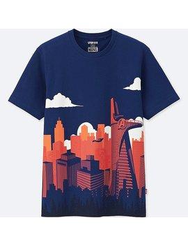Ut Grand Prix Marvel Short Sleeve Graphic T Shirt by Uniqlo