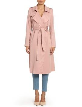 crepe-reefer-coat by lauren-ralph-lauren