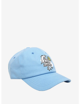 I'm Dead Inside Dolphin Dad Hat by Hot Topic