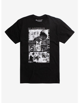 Blackbear Inverted Photo T Shirt by Hot Topic