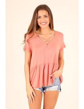 Back To Nature Top by Hazel & Olive