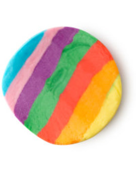 Rainbow      Ickle Baby Bot       Catastrophe Cosmetic    Scrubee    Over And Over by Lush Fresh Handmade Cosmetics