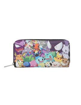 Loungefly Pokemon Zipper Wallet by Hot Topic