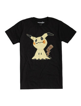 Pokémon Mimikyu Crooked Smile T Shirt by Hot Topic