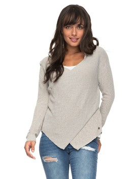 Love At First Light Wrap Sweater by Roxy