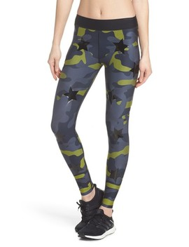 Camo Tech Knockout Leggings by Ultracor