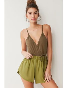 Out From Under Adelaide Wrap Bodysuit by Out From Under