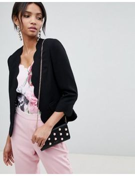 Ted Baker Rubeye Scallop Blazer by Ted Baker
