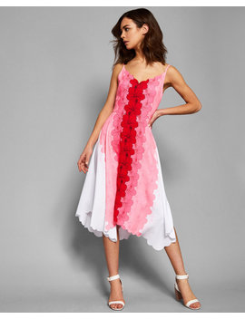 happiness-scallop-hem-dress by ted-baker