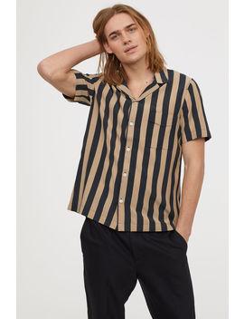Resort Collar Shirt by H&M