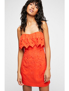 Morning Dove Mini Dress by Free People