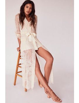 Trench Maxi Dress by Free People