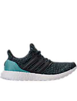 Men's Adidas Ultra Boost X Parley Running Shoes by Adidas
