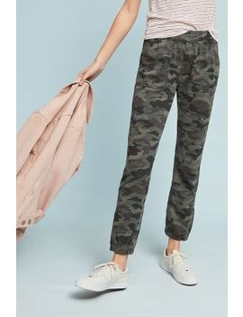 Camo Terry Joggers by Sanctuary