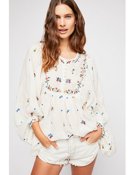 Kiss From A Rose Tunic by Free People