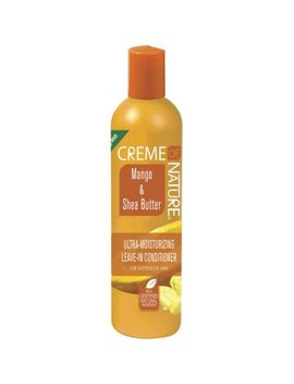 Creme Of Nature Leave In Conditioner Mango & Shea Butter, 8.45 Fl Oz by Creme Of Nature