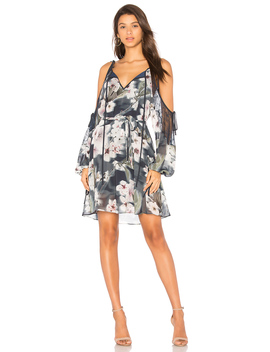 Holly Cold Shoulder Dress by We Are Kindred