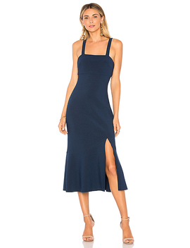 Tribute Midi Dress by Finders Keepers