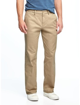 Loose Ultimate Built In Flex Khakis For Men by Old Navy
