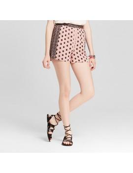 Women's Mixed Print Soft Shorts   Xhilaration™ (Juniors') by Xhilaration™