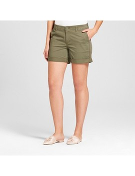 """Women's 7"""" Chino Shorts   A New Day™ by A New Day™"""
