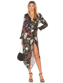 Wrap Maxi Dress by Farm