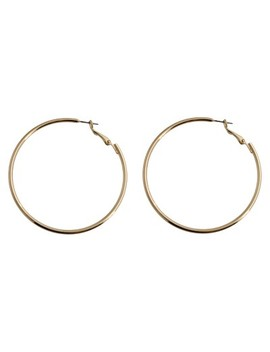 Hoop Earring   Gold/Gold by Target