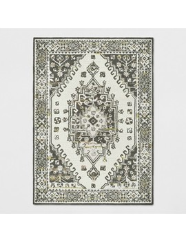 Hooked Persian Medallion Area Rug   Threshold™ by Shop This Collection