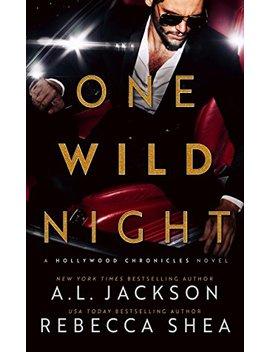 One Wild Night by A.L. Jackson