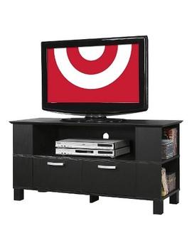 "Wood Tv Stand With Drawers And Side 44""   Saracina Home by Saracina Home"