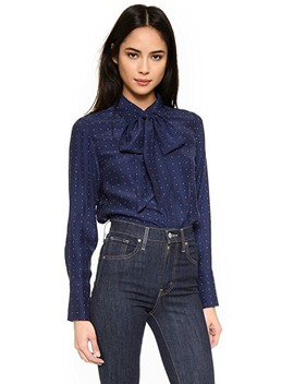 Le Scarf Blouse by Frame