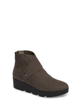 Tread Wedge Bootie by Eileen Fisher