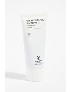Brilliant Black Travel Toothpaste by Free People