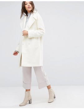 Asos Tall – Oversize Mantel Mit Umgeschlagenen Ärmeln by Asos Collection