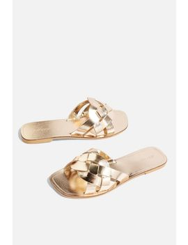 Weave Sandals by Topshop
