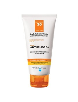 La Roche Posay Anthelios Cooling Water Lotion Face And Body Sunscreen Spf 30   5.0oz by La Roche Posay