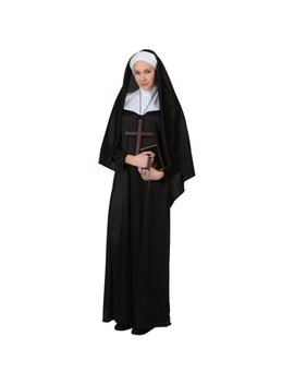 Adult Traditional Nun Costume by Fun Costumes
