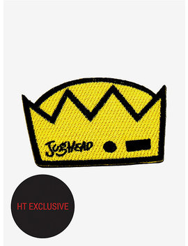 Riverdale Jughead Crown Iron On Patch Hot Topic Exclusive by Hot Topic