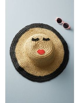 Kids Straw Hat by Anthropologie
